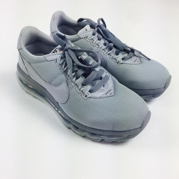 01add93cbd87 Women s Nike Air Max LD Zero running shoes gray 6